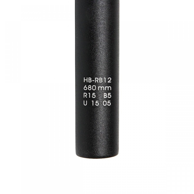 Crosser Bend 5,  15x31,8x680 mm