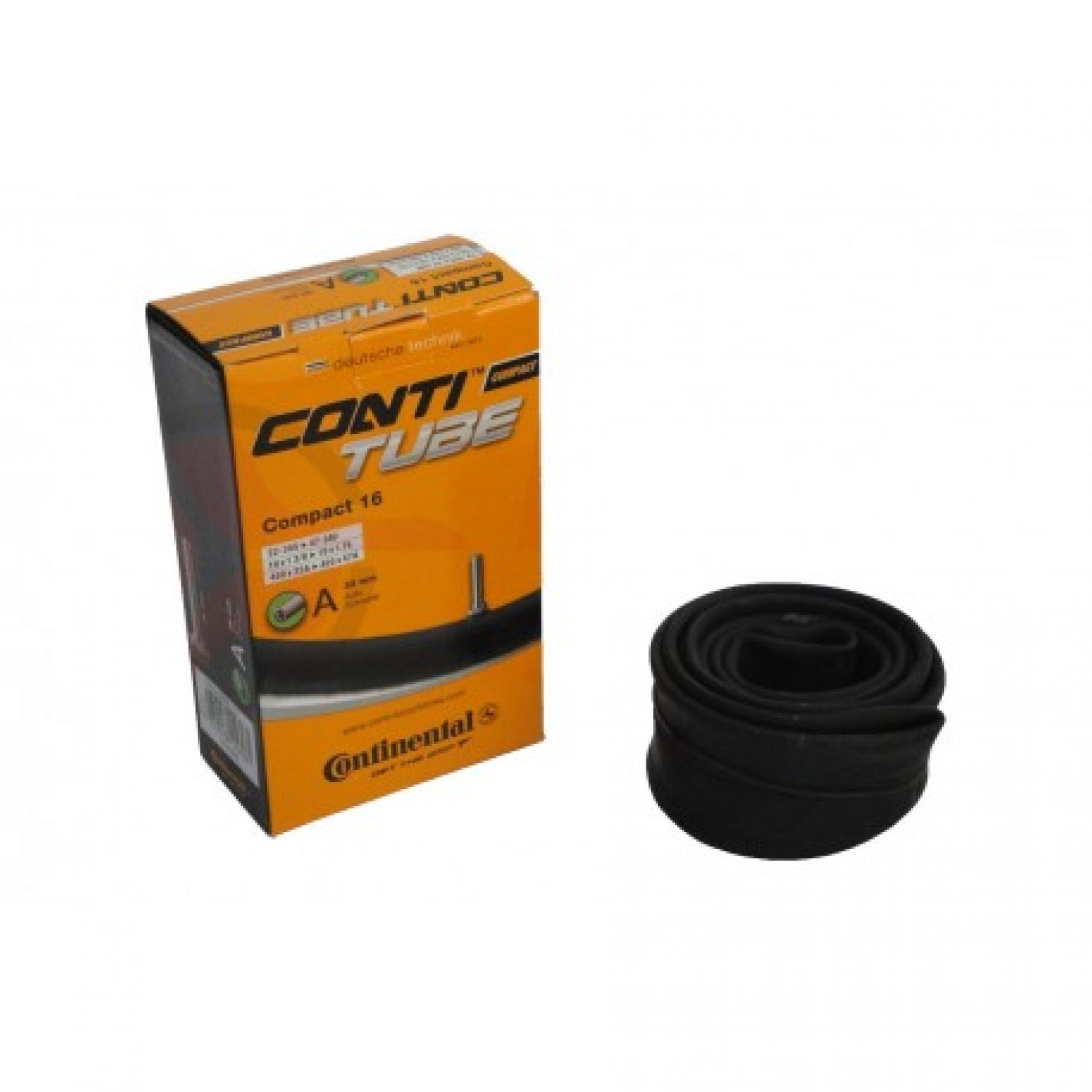 """Continental Compact 16"""" A34"""