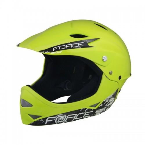 Force Downhill Junior fluorescent S-M