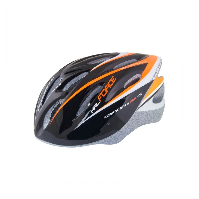 Force Hal negru/portocaliu/alb L-XL