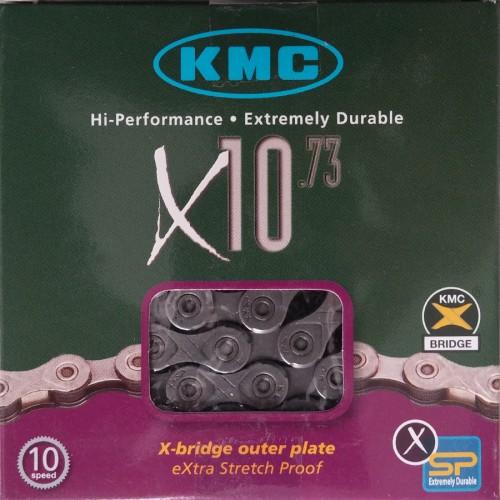 KMC X 10.73