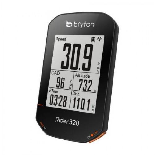 Ciclocomputer Bryton Rider 320E GPS