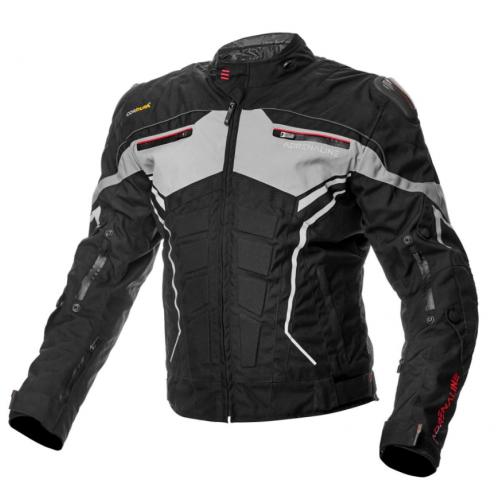 Geaca moto textil Adrenaline Scorpio, culoare negru, marime M