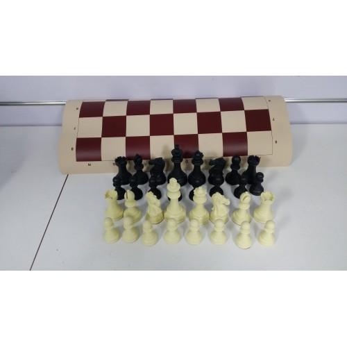 Tablă șah pliabil