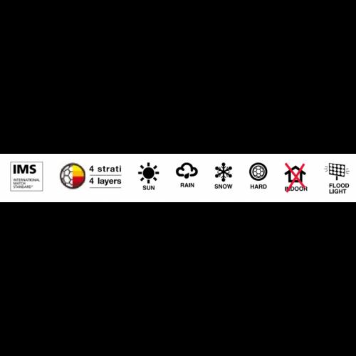 Macron Solstice XG IMS Hybrid