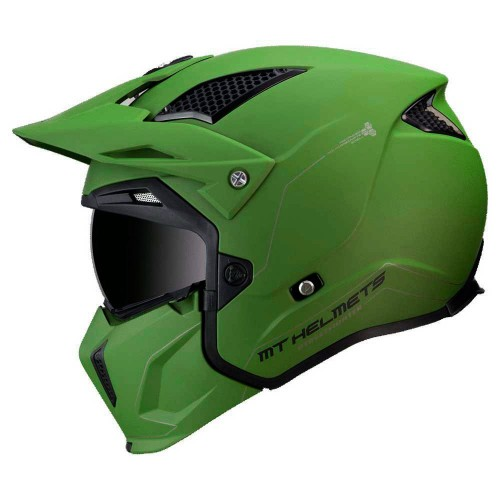 Mt Helmets Streetfighter SV Solid Convertible Helmet