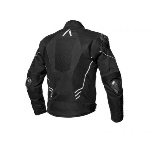 Geaca moto textil Adrenaline Virgo, negru, marime M